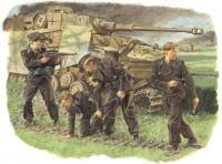 1/35 Фигуры Survivors, Panzer Crew (Kursk 1943) (Dragon, 6129)