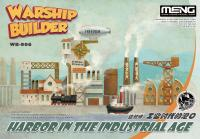 Warship Builder-Harbor in The Industrial Age (Meng, WB-006)