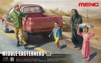 1/35 Middle Easterners (MENG, HS-001)