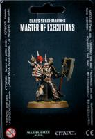 Chaos Space Marines Master Of Executions (Citadel, 43-44)