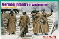 1/35 Фигуры German Infantry in Wachtmantel Leningrad 1943 (Dragon, 6518)